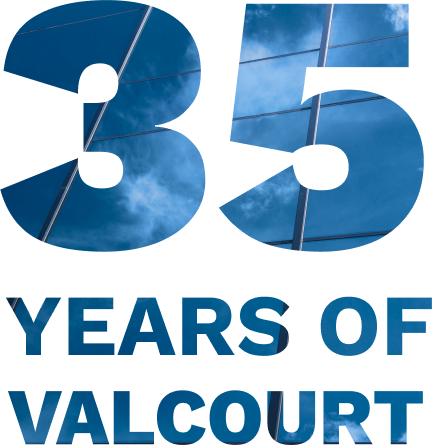 35 Years of Valcourt Exterior Building Services