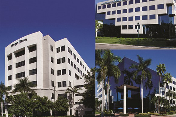 Aventura Corporate Center I , II & III